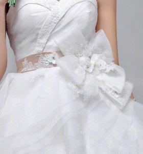 Новое свадебное платье Gabbiano