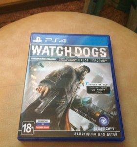 Продам WATCH_DOGS