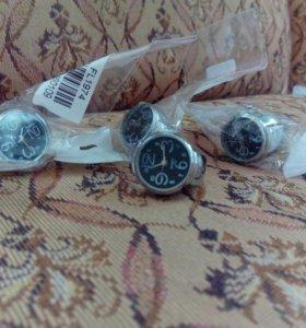 Кольцо-часы