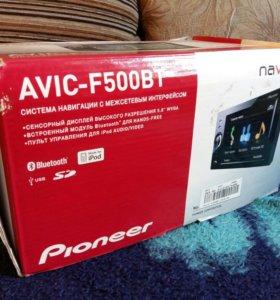 Пионер AVIC-F500BT