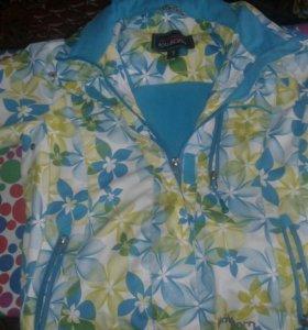 Куртка для ребенка 6-8 лет