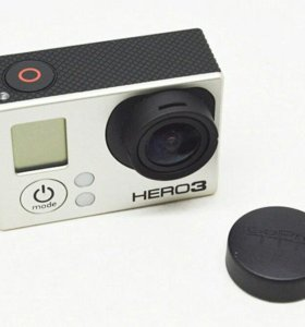 Крышечка на объектив gopro hero 3
