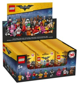 Минифигурки The Lego Batman Movie (71017)