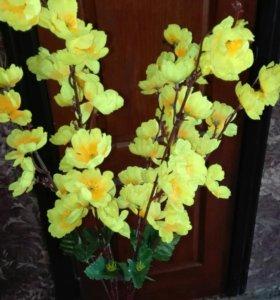 Сакура,  искусственный цветок