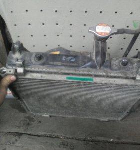 Радиаторы на suzuki wagon