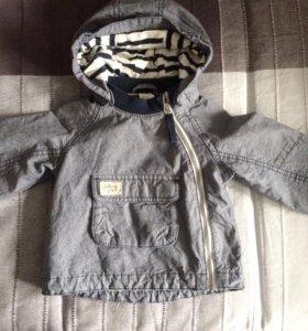 Куртка - ветровка HM новая