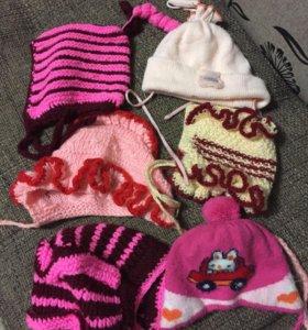 Шапка детская/ шапки детские