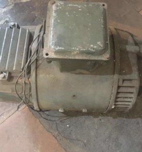 Щёточный электродвигатель
