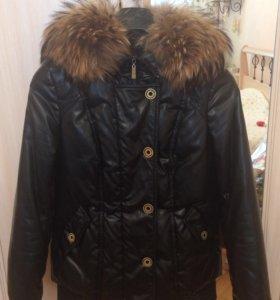 Зимняя курточка 46 размер