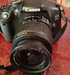Canon EOS600D Идеальное состояние