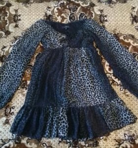 Туничка - можно как платье