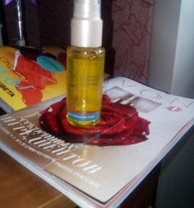 Питательная сывороткп для волос