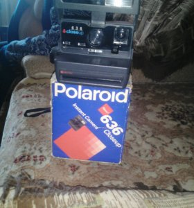 Фотоаппарат Поларойд