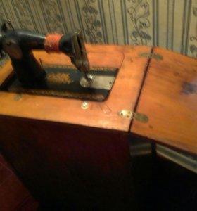 Подольская швейная машинка.