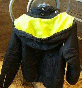 Куртка на 10-12 лет