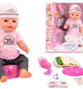 Кукла Baby Doll Love
