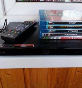 Blu-ray проигрыватель LG