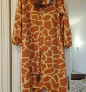 Пижама костюм жирафа кигуруми