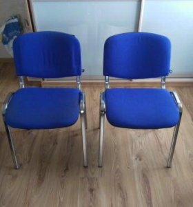 Офисные стулья 3 шт