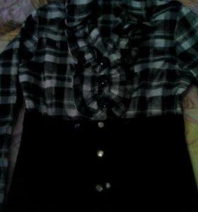 Блузка стрейчивая