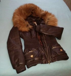 Куртка натуральная кожа Armando Diaz