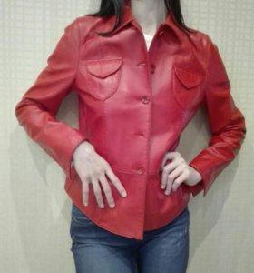 Новая кожанная куртка Orsa