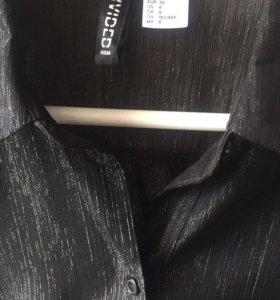 Новая блузка hm