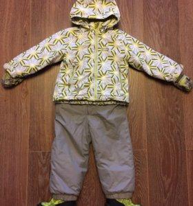 Куртка reima, полукомбинезон luhta, kuoma