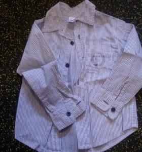 Рубашка 98 см