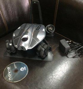 Робот Rovio mobile webcam 8033