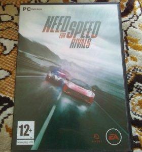 Игра для компьютера NFS Rivals
