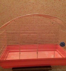 Клетка для грызунов или животных размер 30х40х60