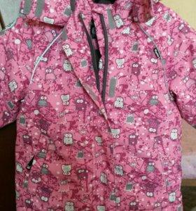 Зимная куртка Lappi kids 92-98
