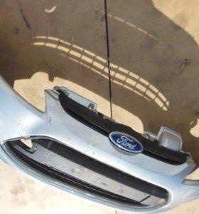 Бампер передний на форд фиеста