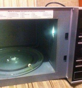Микроволновая печь с грилем Panasonic NN-GD371M