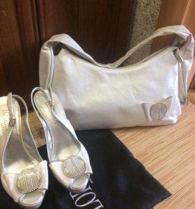 Туфли и сумка Loriblu 38р.