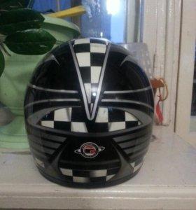 Мото шлем agv