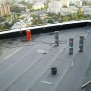 Кроем крыши гаражей