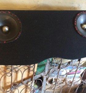 Аудио колонки эстрадки