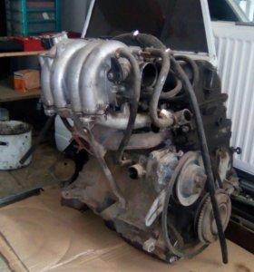 Двигатель инж2107