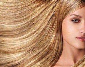 Мягкое долговременное выпрямление волос