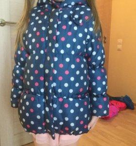 Куртка детская !