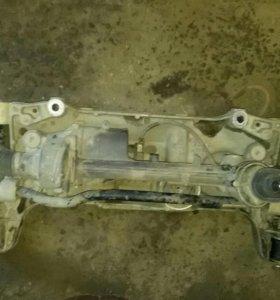 Подрамник двигателя Volkswagen Passat B7 БУ БЕЗ ДЕ