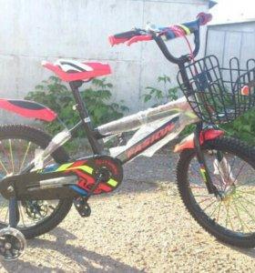 Детский велосипед от 2 до 13