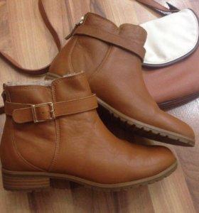Ботинки P&B