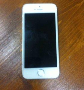 Айфон 5s16 белый