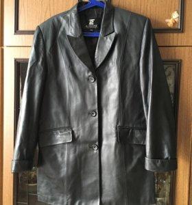 Кожаная куртка ELECANT