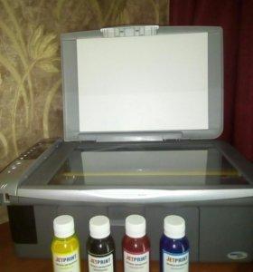 Принтер Epson stylus CX4900