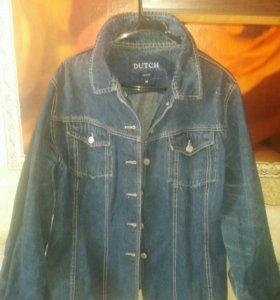 Классная,джинсовая куртка(48-52)