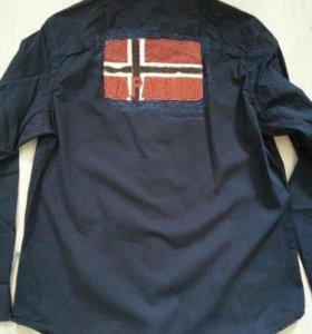 Новая рубашка Napapijri